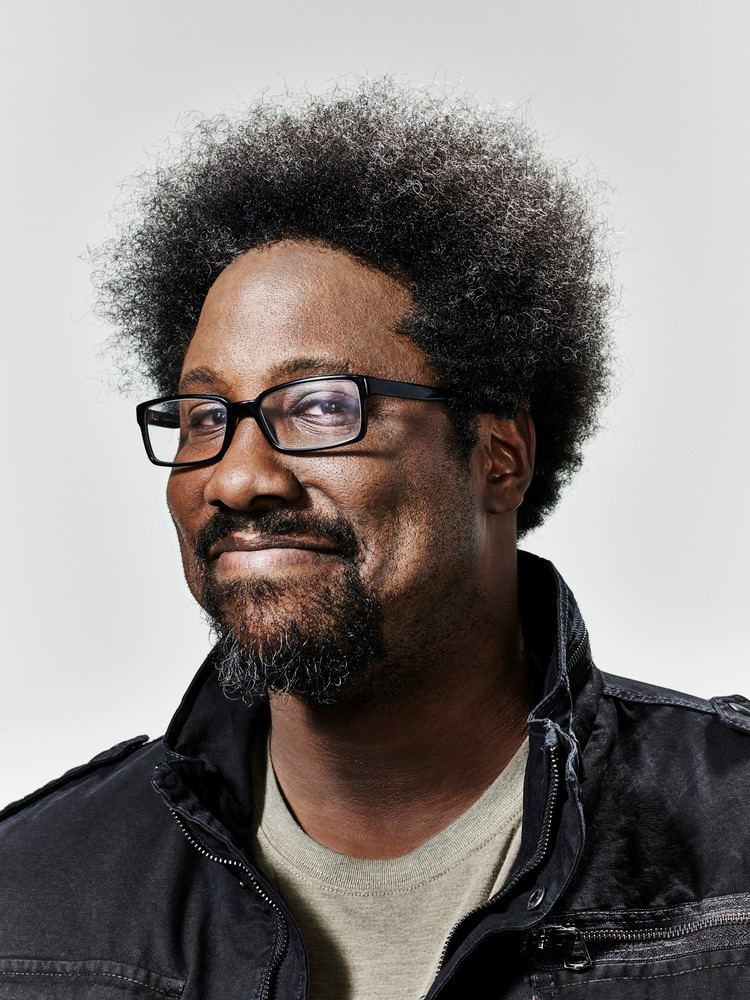 Portrait of W. Kamau Bell